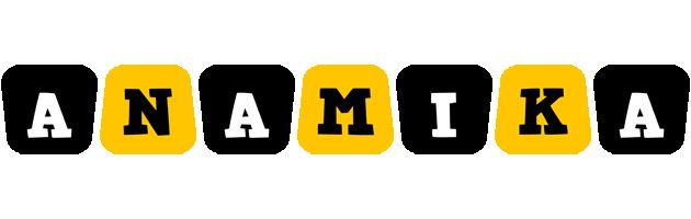 Anamika boots logo