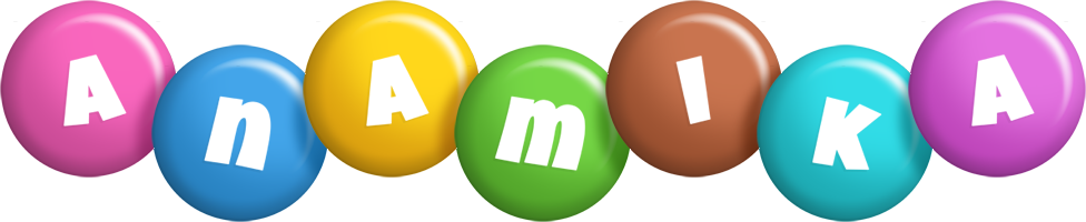 Anamika candy logo
