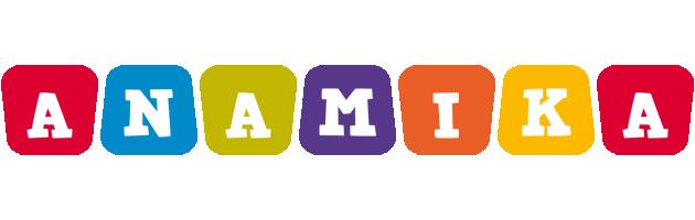 Anamika daycare logo