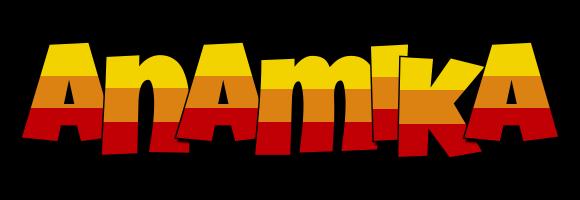 Anamika jungle logo