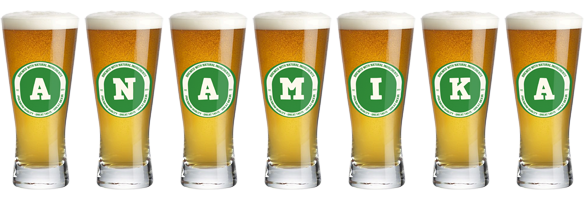 Anamika lager logo