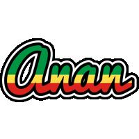 Anan african logo