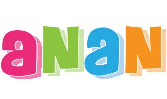 Anan friday logo