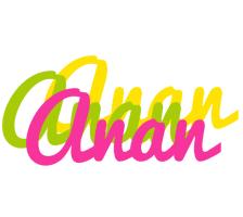 Anan sweets logo