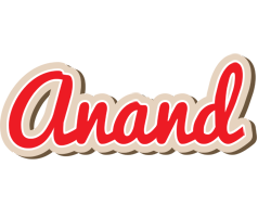 Anand chocolate logo