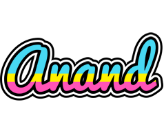 Anand circus logo