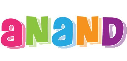 Anand friday logo