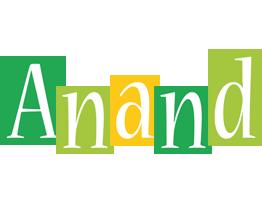 Anand lemonade logo