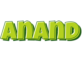 Anand summer logo