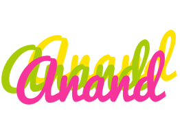 Anand sweets logo