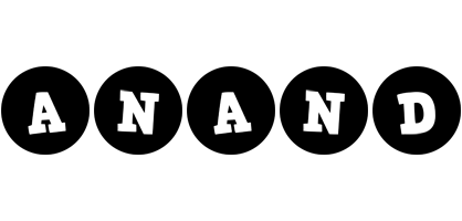 Anand tools logo
