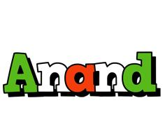 Anand venezia logo