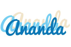 Ananda breeze logo