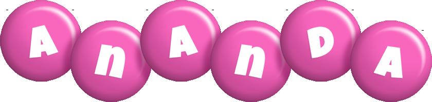 Ananda candy-pink logo
