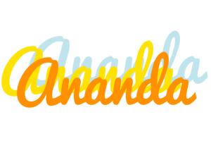 Ananda energy logo