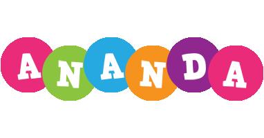 Ananda friends logo