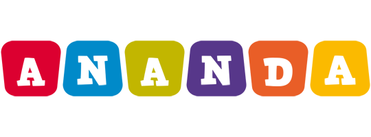Ananda kiddo logo