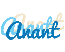 Anant breeze logo