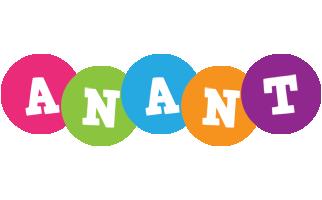 Anant friends logo