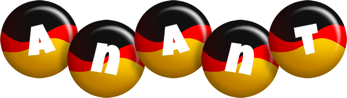 Anant german logo