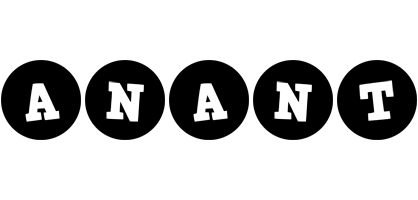 Anant tools logo