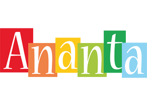 Ananta colors logo