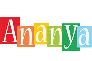 Ananya colors logo