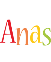 Anas birthday logo