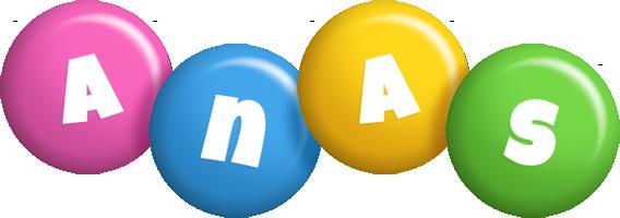 Anas candy logo