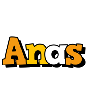 Anas cartoon logo