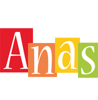 Anas colors logo