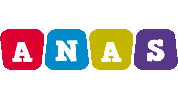 Anas daycare logo