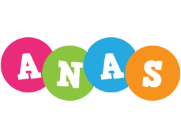 Anas friends logo