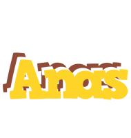 Anas hotcup logo