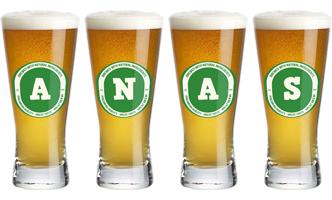 Anas lager logo