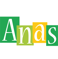 Anas lemonade logo