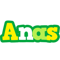 Anas soccer logo