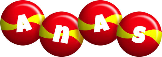 Anas spain logo