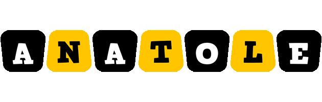 Anatole boots logo