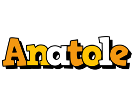 Anatole cartoon logo