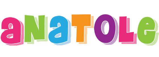 Anatole friday logo