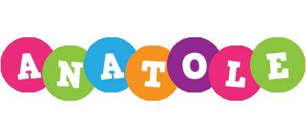 Anatole friends logo