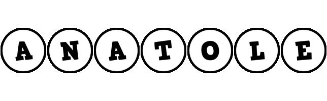 Anatole handy logo