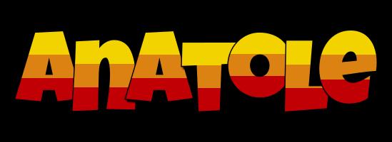 Anatole jungle logo