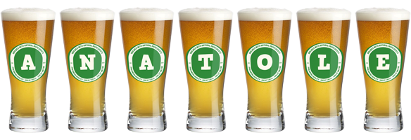 Anatole lager logo