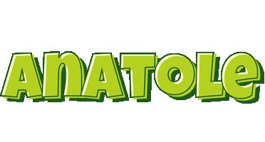 Anatole summer logo