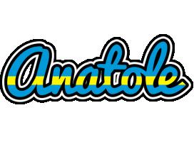 Anatole sweden logo