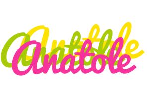 Anatole sweets logo