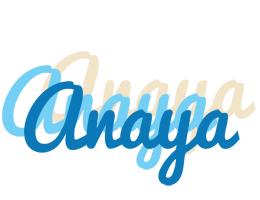 Anaya breeze logo