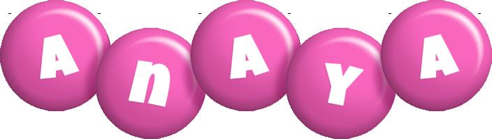 Anaya candy-pink logo
